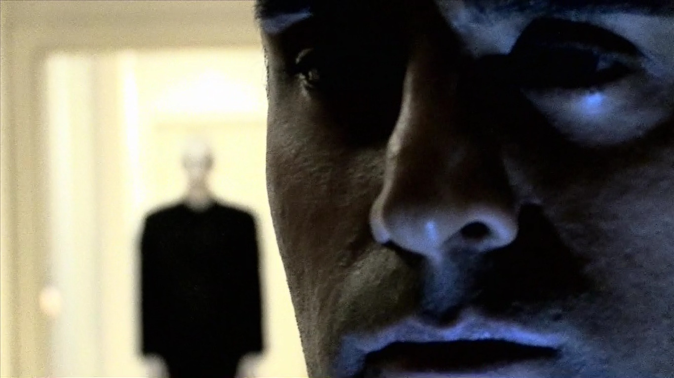 Screenshot from 'Billy' a short film by Martin Smith of Black Dust Films.